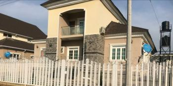 a Fully Detached Four Bedroom Duplex with Boys Quarters, River Park Estate, Lugbe District, Abuja, Detached Duplex for Sale
