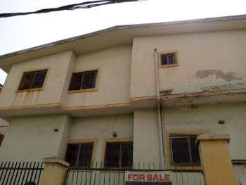 Two (2) Nos. 4 Bedroom Flat and 2 Nos. 2 Bedroom Flat, Makeni Street, Zone 6, Wuse, Abuja, Block of Flats for Sale
