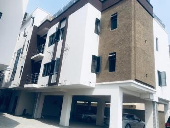 Serviced 3 Bedroom Flat All Room En-suite with Swimming Pool, Lekki Scheme 1, Lekki Phase 1, Lekki, Lagos, Flat for Rent