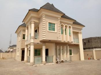 Lovely and Nicely Finished 7 Bedroom Duplex with 2 Kitchen, Lbs, Sangotedo, Ajah, Lagos, Detached Duplex for Rent