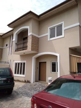 3bedroom Terrace House Spacious with Bq, Foreshore Phase One Off Udi Street Osborne, Osborne, Ikoyi, Lagos, Semi-detached Duplex for Rent
