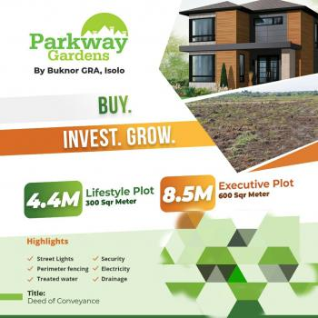 Land, Parklands Apartment and Parkway Gardens, Amuwo Odofin, Isolo, Lagos, Land for Sale