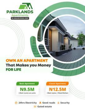 Luxury 3 Bedroom Flat, Amuwo Odofin, Isolo, Lagos, House for Sale