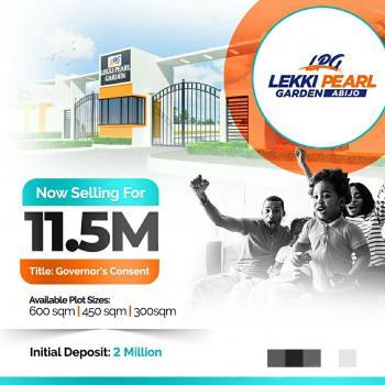 Land, Abijo, Lekki, Lagos, Land for Sale