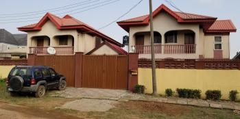1 Wing 4 Bedroom Duplex with Attached Car Garage and 1 Room Self Contained Boys Quarters, Agbara Estate, Agbara-igbesa, Lagos, Semi-detached Duplex for Sale