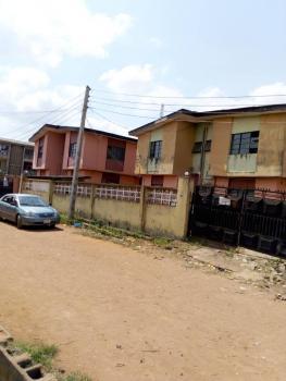 Solid 2 Blocks of 4 Flats of 3 Bedroom, Unity Estate Extension  Egbeda-idimu Road, Egbeda, Alimosho, Lagos, Block of Flats for Sale