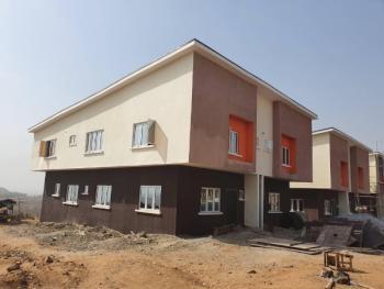 Luxurious 4 Bedrooms Semi-detached Duplex with Bq, Lifecamp, Kafe, Abuja, Semi-detached Duplex for Sale