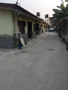 Newly Renovated 2 Bedrooms Flat, Alogba Estate, Ikorodu, Lagos, Flat for Rent