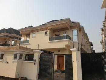 Neatly Finished 4 Bedroom Semi Detached Duplex, Bera Estate, Off Chevron Drive, Lekki, Lagos, Semi-detached Duplex for Sale