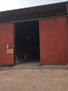 Nice 4500sqft Warehouse, Eric Moore, Surulere, Lagos, Warehouse for Rent