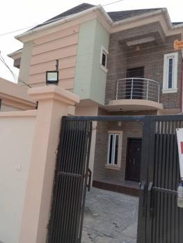 Newly Built 4 Bedroom Semi-detached Duplex, Ologolo, Lekki, Lagos, Semi-detached Duplex for Rent