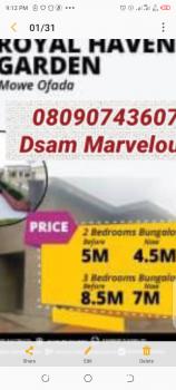 Royal Haven Garden Estate C of O, Royal Haven Garden, Estate, Mowe Ofada, Ogun, Detached Bungalow for Sale