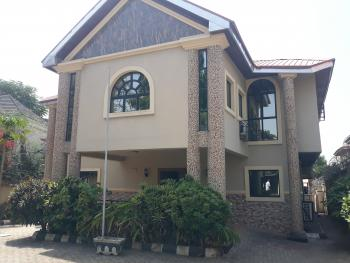 7 Bedrooms Fully Detached Duplex + 2 Rooms Bq, Off Ibb Boulevard Way, Maitama District, Abuja, Office Space for Rent