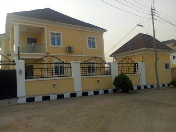 5 Bedroom Fully Detached Duplex with 2 Living Rooms, Lugbe District, Abuja, Detached Duplex for Sale