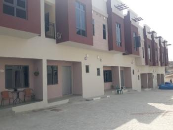 Brand New and Serviced 2bedroom with Servant Quarters, Guzape District, Abuja, Terraced Duplex for Rent