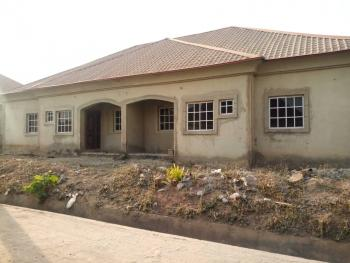 Nice 2bedroom Semi Detached Bungalow, Hillcrest Estate Near Trademore Estate, Lugbe District, Abuja, Semi-detached Bungalow for Sale