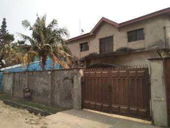 a Massively Built 7 Bedroom with 2 Bedroom Bq, Off Ogunnusi Road., Ojodu, Lagos, Detached Duplex for Sale