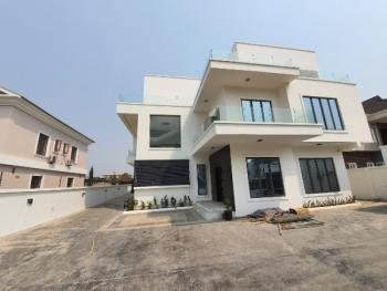 5 Bedroom Detached Mansion Duplex + 2 Bq, Pinnock Estate Lekki, Osapa, Lekki, Lagos, Detached Duplex for Sale