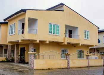 Distress & Beautiful 6 Bedroom Duplex + Bq, Located Inside Abraham Adesanya Estate Off Mobil Road, Ilaje, Ajah, Lagos, Detached Duplex for Sale