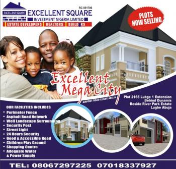Plots Now Selling, Behinf Dunamis Headquarters Beside River Park Estate, Lugbe District, Abuja, Residential Land for Sale