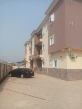 Newly Built Serviced Blocks of 3 Bedroom Flat, Jahi District Behind Next Cash and Carry, Jahi, Abuja, Mini Flat for Rent