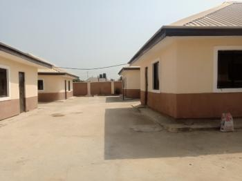 Mini Estate 2 Bedroom Bungalow, Landmark Is Liberty, Kubwa, Abuja, Flat for Rent