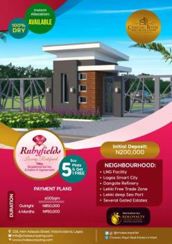 The Excellent Investment for Smart Investors, Rubbysfield, Okun Imedu, Ibeju Lekki, Lagos, Mixed-use Land for Sale