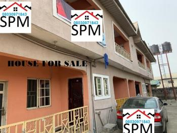 House, Jehovahs Witness Street, Elioparanwo, Port Harcourt, Rivers, Block of Flats for Sale