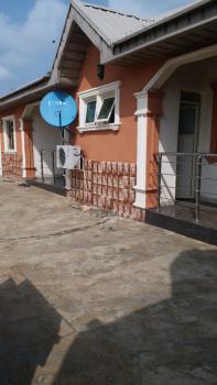 Just 2 in a Compound, 2 Bedroom Flat, Shelewu Road, Igbogbo, Ikorodu, Lagos, Flat for Rent