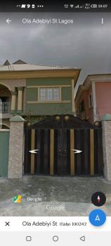 1 Bedroom, Soluyi, Gbagada, Lagos, Self Contained (single Rooms) for Rent