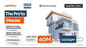 Urban Prime One Super Luxury in The Swanky Part of Town, Abraham Adesanya Ajah, Sangotedo, Ajah, Lagos, Detached Duplex for Sale