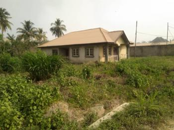 3 Bedroom Bungalow on a Two Plot of Land, Oluyole Estate, Ibadan, Oyo, Detached Bungalow for Sale