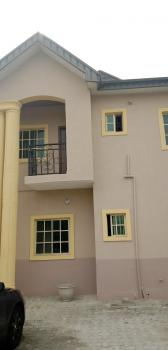 2 Bedroom Apartment, in an Estate Just After Crown Estate, Sangotedo, Ajah, Lagos, Flat for Rent