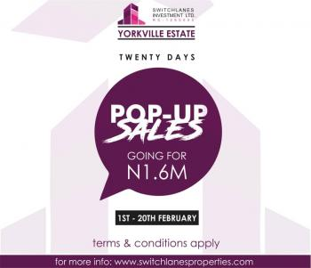 Affordable Land in a Fast Developing Neighborhood, 20 Minutes Drive From The Lekki Free Trade Zone, Okun Imedu, Ibeju Lekki, Lagos, Mixed-use Land for Sale