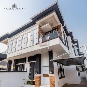 Newly Built 4 Bedroom  Semi Detached Home, Chevron, Lekki, Lagos, Semi-detached Duplex for Sale