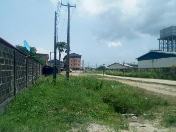 2 Plots Together Facing The Ten Family Road By Abraham Ades, 2 Plots Together Facing The Ten Family Road By Abraham Ades, Ajiwe, Ajah, Lagos, Land for Sale
