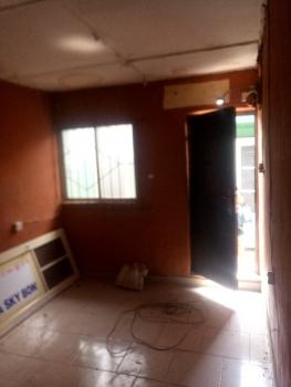 a Fairly Used and Renovated Room Self Contained, Onike-iwaya, Onike, Yaba, Lagos, Self Contained (single Rooms) for Rent