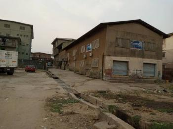 Fenced & Gated Land Measuring 2,700m Sqm + Office Building & Warehouse, Taiwo Street, Off Ogudu Road, Ojota, Lagos, Mixed-use Land for Sale