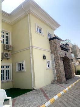 Luxury Finished 4 Bedroom Terrence Duplex with Bq, Katampe Extension, Katampe, Abuja, Terraced Bungalow for Sale