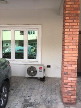 4 Bedroom Serviced Terraced Duplex in an Estate, Lekki Phase 1, Lekki, Lagos, Terraced Duplex for Rent