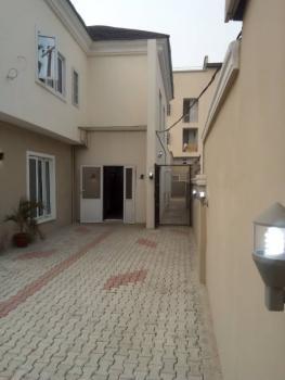 New Built 4 Bedroom Semi-detached Duplex + 2 Room Bq, Adeniyi Jones, Ikeja, Lagos, Semi-detached Duplex for Sale