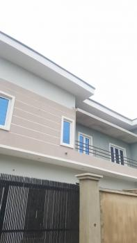 2 Wings of 4 Bedroom Duplex, Agege, Lagos, Semi-detached Duplex for Sale