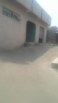 a Well Positioned Self Compound Warehouse of 350 Square Metres Etc, Ogundele Avenue, Oke-ira, Ogba, Ikeja, Lagos, Warehouse for Rent