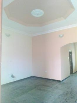 Executive Built 2bedroom Upstairs, Canal Estate, Ago Palace, Isolo, Lagos, Flat for Rent