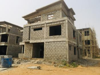 5 Bedroom Detached Duplex Carcas with a Room Bq, Located in Gudu District Fct Abuja, Gudu, Abuja, Detached Duplex for Sale