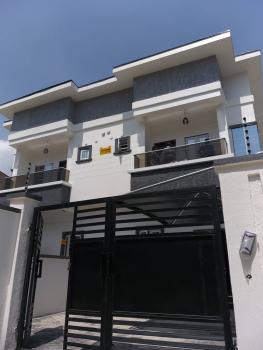 New and Luxury 4 Bedroom Semi Detached with Bq, Ikota, Ikota, Lekki, Lagos, Semi-detached Duplex for Sale