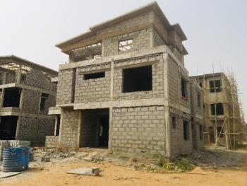 5 Bedroom Detached Duplex with a Room Bq, Located in Apo District Fct Abuja, Apo, Abuja, Detached Duplex for Sale