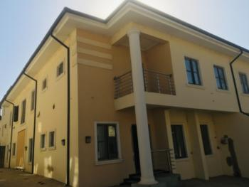 4 Bedroom Semi Detached Duplex with a Room Bq, District Gudu  Fct, Apo, Abuja, Terraced Duplex for Sale