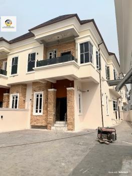 Affordable Luxury 4 Bedroom Semi Detached Duplex with a Room Bq, Ikota, Lekki, Lagos, Semi-detached Duplex for Sale