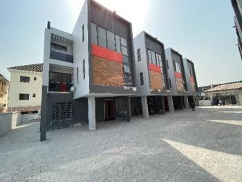 Luxurious Newly Built 4 Bedroom Terrace Duplex with Room Bq in a Gated, Gated Community, Ikate Elegushi, Lekki, Lagos, Terraced Duplex for Sale